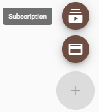 The Create Subscription Fast Action Button